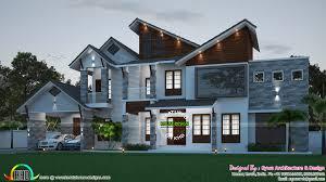 100 Contemporary Home Designs Photos Ultra Modern Luxury Kerala Design