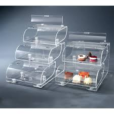 Rosseto BAK1210 3 Tier Countertop Bakery Display Case