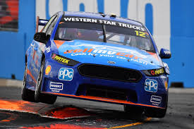 Motorsport: Coulthard Releases The Shackles For Pukekohe - NZ Herald