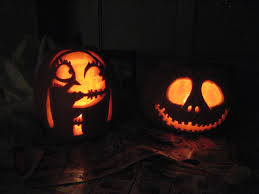 Nightmare Before Christmas Pumpkin Template by Rachael Caringella Talk2thetrees Pumpkin Carving Contest Final