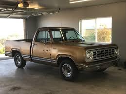 100 1975 Dodge Truck SOLD D100 Adventurer SE 360 W727 Auto For A Bodies