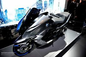 BMW To Debut Two New Maxi Scooters At EICMA 2011