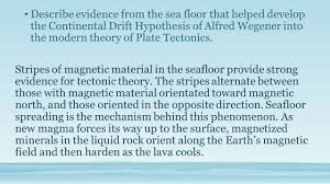 Sea Floor Spreading Worksheet Pdf by End Of Year Review 9 Th Grade Describe The Systems Of The Earth