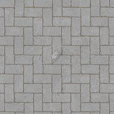 Floor Materials For Sketchup by Concrete Paving Herringbone Outdoor Texture Seamless 05843