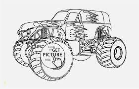 100 Monster Truck Coloring Jam Pages Printables Spannende Bilder