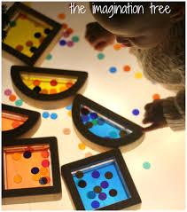 diy light box for sensory play the imagination tree