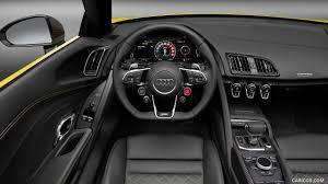 2017 Audi R8 V10 Spyder Interior Cockpit