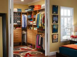 walk in closet design ideas u shaped white stained wooden