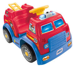 Amazon.com: Power Wheels Nickelodeon PAW Patrol Fire Truck: Toys & Games