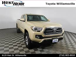Pre-Owned 2016 Toyota Tacoma SR5 4D Access Cab In Williamsville ...