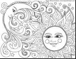 Abstract Coloring Page Pdf