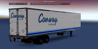 DC-Conway Trailer Mod - American Truck Simulator Mod | ATS Mod New 2017 Ford F150 For Sale Conway Ar Allmetal Semitrailer For American Truck Simulator Truckload Repair And Parts Directory Ca Timbes Vending And Food Service In Sc Conway Trucking Kenworth Youtube Cfi Now Called Conway Semi Truck By Sterling Co Russell Gurule Conway Freight Pickup Ukrana Deren Freight Where I Work Pinterest Park On Friday August 26th Climbing To New Heights