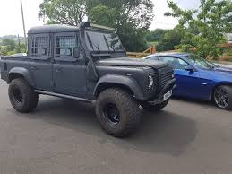 100 Defender Truck Landrover 110 Monster In Magherafelt County