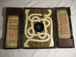 Up For Sale Is The Screen Used Game Board From Movie Jumanji Which According To Makes Jungle Animals Materialize Upon Each Players Move