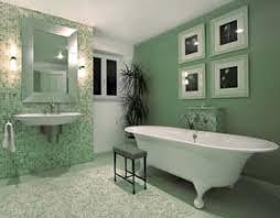 badezimmer grün gestalten grüne fliesen tipps