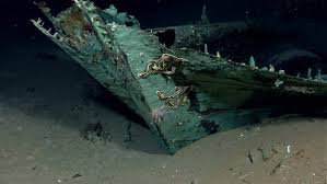 wreckage of u s wwii warship found after 72yrs premium times