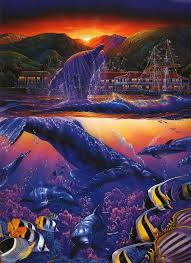 100 Christian Lassen Artist All About Galleries Seascapes Riese Www