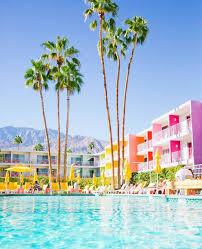 100 Sagauro Palm Springs The Saguaro Blue In 2019 Springs