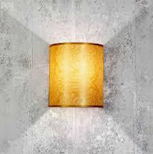 licht erlebnisse wandleuchte wandle stoffschirm loft taupe schlafzimmer flur le