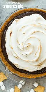 Pumpkin Crunch Recipe Hawaiian Electric by No Bake S U0027mores Pie Recipe An Easy Summer Dessert