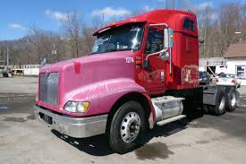 2007 International 9200I Tandem Axle Sleeper Cab Tractor For Sale By ...