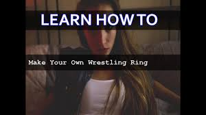 How To Make Your Own Wrestling Ring - YouTube Backyard Wrestling Link Outdoor Fniture Design And Ideas Taekwondo Marshmallow Mondays Custom Remco Awa Wrestling Ring Wrestlingfigscom Wwe Figure Forums Homemade Selbstgemachter Youtube Kyushu Pro 164 Escaping The Grave Pinterest Trampoline 5 Steps Trailer Park Boys Of Bed Inexterior Homie Backyard Ring Party My Party Next Door How Young Bucks Revolutionised Professional