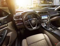 Nissan Maxima Named to 10 Best Interior List