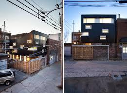 maison de ville moderne achat
