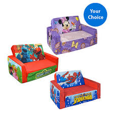 children s character flip open sofa only 24 97 reg 49 99