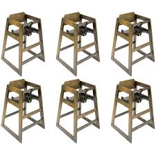 Amazon.com: (6 Pack) Baby High Chair, Stacking Restaurant Wood High ... Stackable Baby High Chair Toddler Highchair Wooden Feeding Seat Home Highchairs For Cafes And Restaurants Mocka Nz Blog Winco Chh101 2934 Wood W Waist Strap The Best Restaurant Chairs Buungicom 2018 Design Trends Kitchen Emily Henderson With Buy Amazoncom Natural Finish Stacking 4 57 Plastic Garden Chinese Goods Lancaster Table Seating Tray Ideas Kids Restaurant Style Highchair Skhvme
