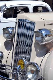 1930s Packard Grill © Richard Bauman | Cars--headlights, Tail Lights ...