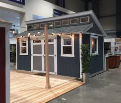 unique pictures tuff shed garages customized overhangs make