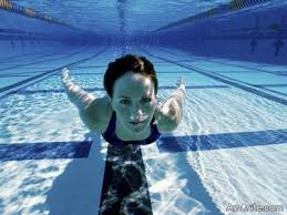 Can You Swim The Length Of An Olympic Size Swimming Pool Underwater