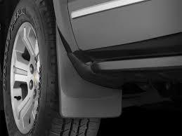 100 Chevy Truck Mud Flaps 20142018 Silverado 1500 FRONT NODrill Pair