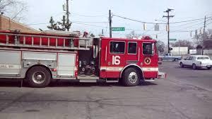100 Fire Trucks Youtube Columbus Engine 16 Responding YouTube