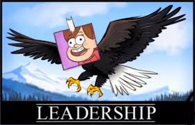 LEADERSHIP Mabel Pines Bird Of Prey Cartoon Fauna Vertebrate Beak Eagle Wing