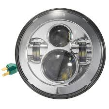 Harley Davidson Light Fixtures by 7inch H4 H13 Motorcycle Projector Hi Lo Led Headlight For Harley