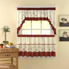 walmart curtains for bedroom kitchen you grace tailored tier