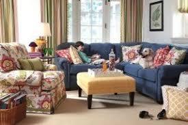 Cindy Crawford Denim Sofa by Denim Living Room Furniture Foter