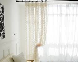 Foil Fringe Curtain Singapore by Curtains With Fringe Etsy