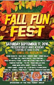 Nh Pumpkin Festival 2016 by Fun Fest 2016 Presentation Of Mary Academy Hudson Nh