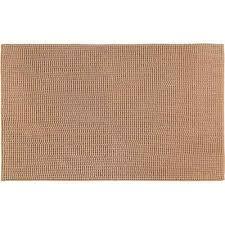 badematte badteppich chenille 50 x 70 cm gözze