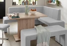 hellgrau webstoff eckbänke kaufen möbel