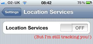 Tests Reveal iPhone Continues to Track Users When Location