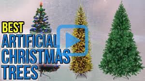 Fiber Optic Christmas Trees Canada by Top 10 Artificial Christmas Trees Of 2017 Video Review