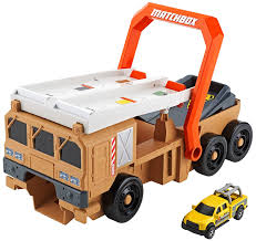 Matchbox Power Launcher Military Truck By Matchbox - Shop Online For ... Matchbox Superfast No 26 Site Dumper Dump Truck 1976 Met Brown Ford F150 Flareside Mb 53 1987 Cars Trucks 164 Mbx Cstruction Workready At Hobby Warehouse Is Now Doing Trucks The Way Should Be Cargo Controllers Combo Vehicles Stinky Garbage Walmartcom Large Garbagerecycling By Patyler1 On Deviantart 2011 Urban Tow Baby Blue Loose Ebay Utility Flashlight Boys Vehicle Adventure Toy With Rocky Robot Interactive Gift To Gadget