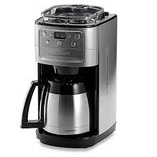 Cuisinartreg Grind Brew Thermaltrade 12 Cup Automatic Coffee Maker