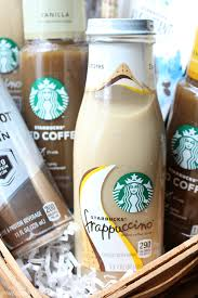 Flavored Iced Coffee Bottled Frappuccinos Too NEVER While I Love Living In Between Two Starbucks Locations The Convenience Of Having My Favorite