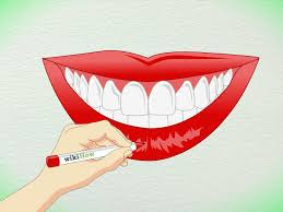 How to Draw Teeth 11 Steps with wikiHow
