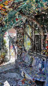 eclectitude mosaic tile house venice ca